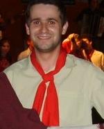 Marcelo logo após completar seus 24 aninhos.