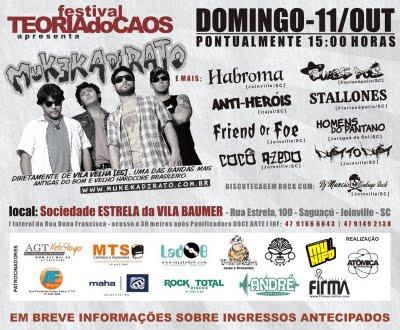 Os Capixabas Ivadem Joinville pra Mais uma Show Porrada